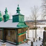 Cerkiew w Szczawnem, woj. podkarpackie, fot. Paweł Królikowski