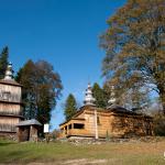 Cerkiew w Rzepedzi, woj. podkarpackie, fot. Paweł Królikowski
