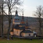 Cerkiew w Świątkowej Małej, sygn. 0228ŚW, fot. Krzysztof Butryn