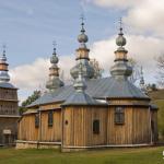 Cerkiew w Turzańsku, woj. podkarpackie, fot. Paweł Królikowski