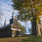 Cerkiew w Radoszycach, woj. podkarpackie, fot. Paweł Królikowski