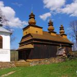 Cerkiew w Wisłoku Wielkim, woj. podkarpackie, fot. Paweł Królikowski