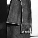 Łemko ubrany w czuchę, lata 1925 - 1939. fot. Narodowe Archiwum Cyfrowe