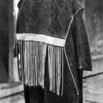Łemko z okolic Gorlic ubrany w czuchę, 1931 r., fot. Narodowe Archiwum Cyfrowe