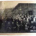 Wesele, Radocyna, lata 30 XX w., fot. arch. Fundacja Stara Droga